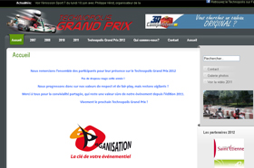 creation site internet evenement