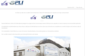 creation site internet projet industriel