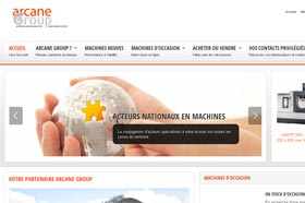 creation site internet industrie